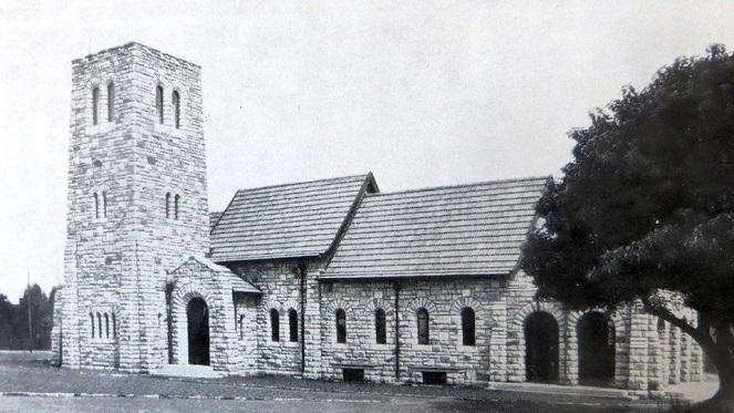 Crypt, Crematorium & Memorial Walls – Braamfontein Cemetery