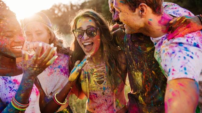 Family Braai Picnic & Colour Festival