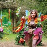 Autumn Fairy Festival At In The Forest Venue