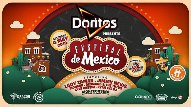 Doritos Presents Festival De Mexico At Montecasino