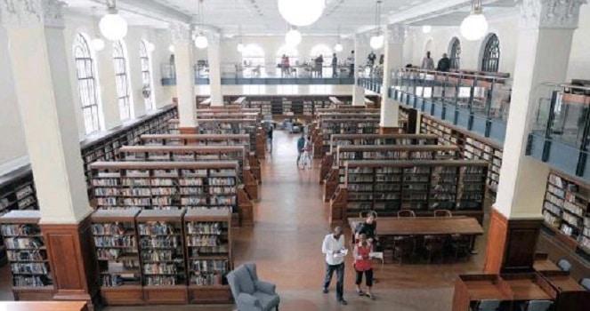 Johannesburg City Library Tour