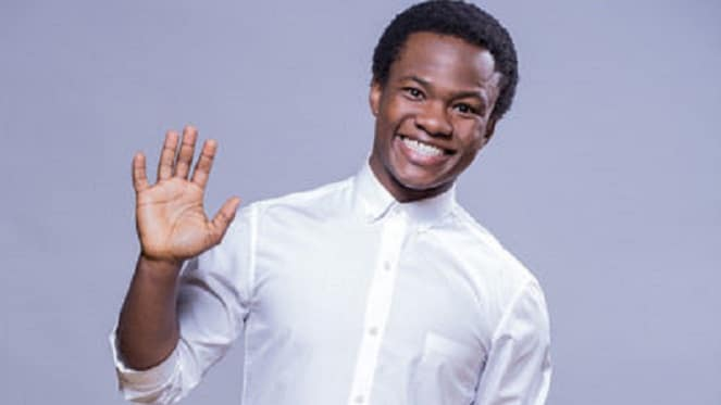 Loyiso Madinga In Problem Child At Theatre On The Square