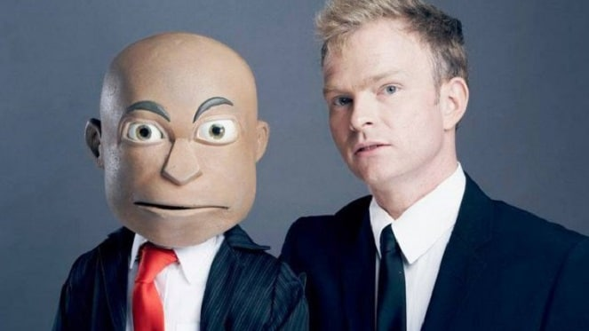 Conrad Koch and Chester Missing: Puppet Guy