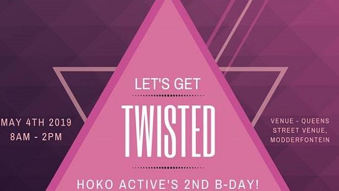 Hoko Active Wear