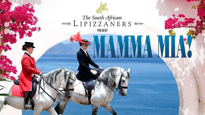 South African Lipizzaners Present Mamma Mia!